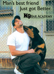 Gio Getting Kissed by Rottweiler, Man's Best Friend Just Got Better